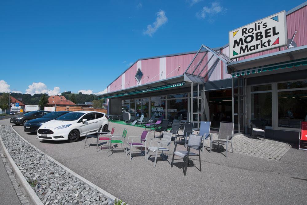Roli's Möbelmarkt – Ihr Möbelhaus in Rohrbach – vielfältig & preiswert